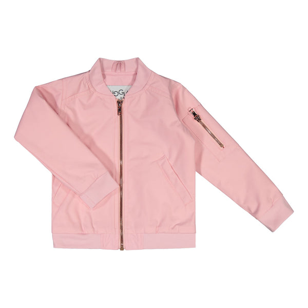gugguu Go'on Bomber Jacket Outerwear Bubble gum 80