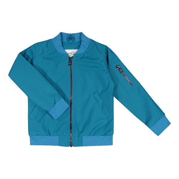 gugguu Go'on Bomber Jacket Outerwear Ocean 80