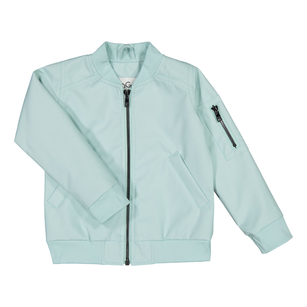 gugguu Go'on Bomber Jacket Outerwear Sea Glass 80