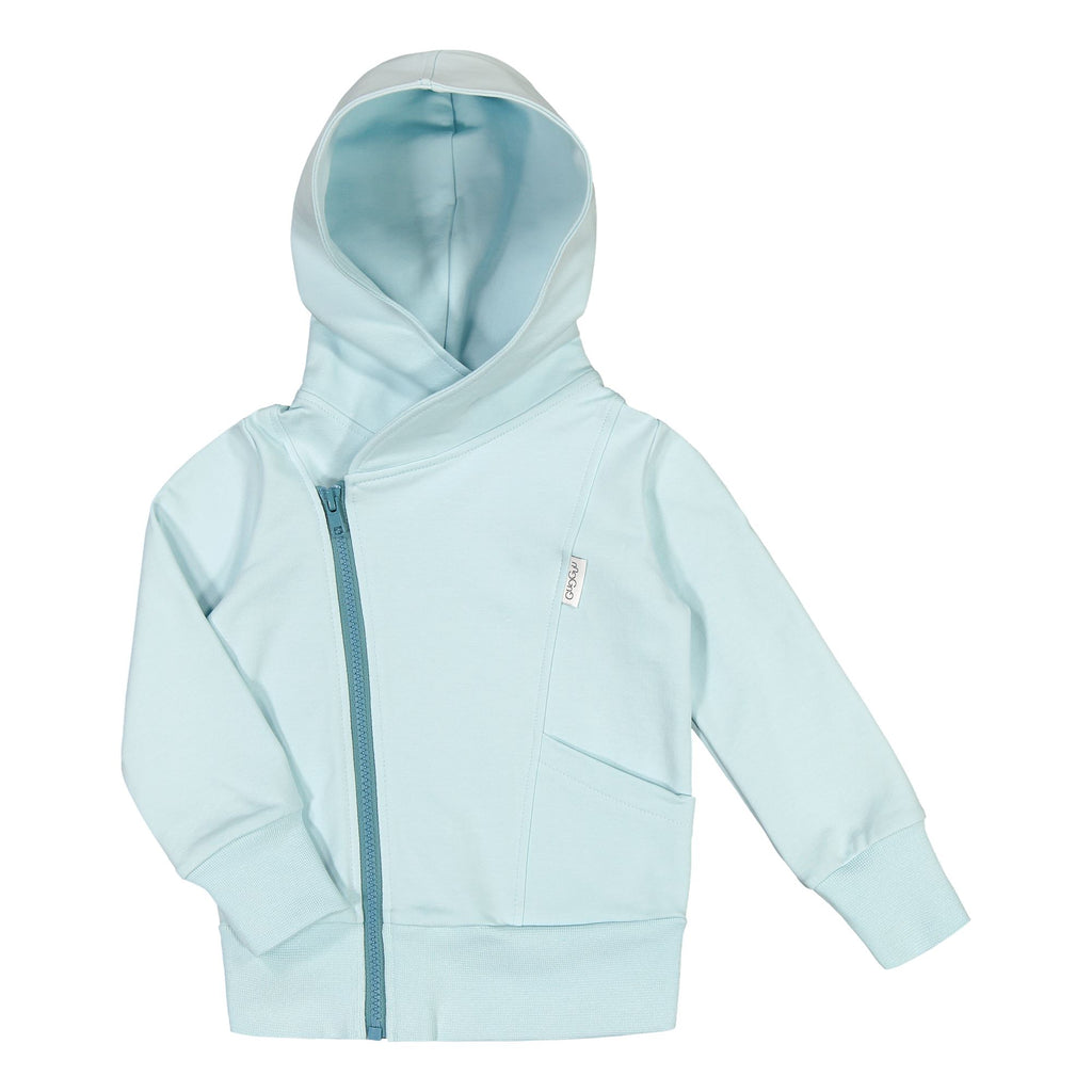 gugguu Hoodie Hoodies and sweatshirts Baby Blue / Bluestar 80