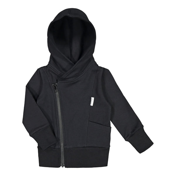 gugguu Hoodie Hoodies and sweatshirts Black / Black 140