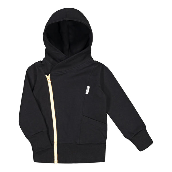 gugguu Hoodie Hoodies and sweatshirts Black / Honey 110
