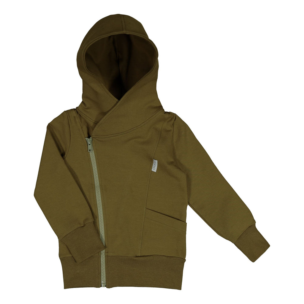 gugguu Hoodie Hoodies and sweatshirts Olive Green / Sage Green 80