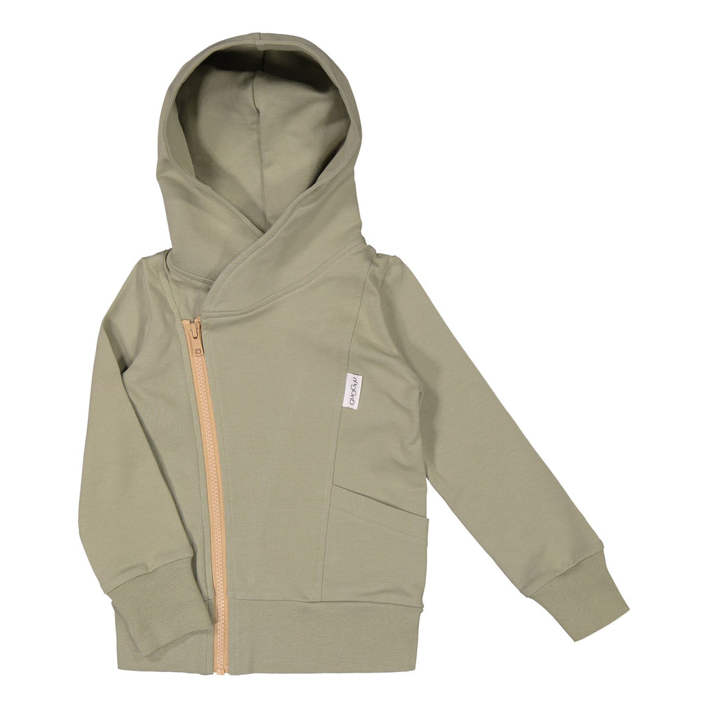 gugguu Hoodie Hoodies and sweatshirts Pale Sage / Sugar Cookie 110