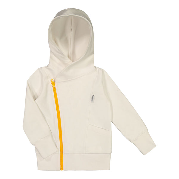 gugguu Hoodie Hoodies and sweatshirts White Sand / Sun Gold 140