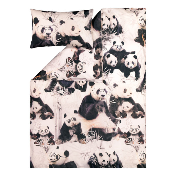 gugguu Kids' Bed Set Bedding Panda
