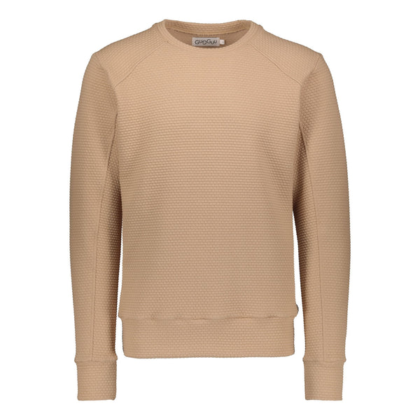 gugguu Men's Glow Sweatshirt Men's tops Sugar Cookie XS