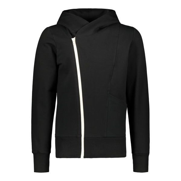 gugguu Men's Hoodie Men's tops Black / Latte XS