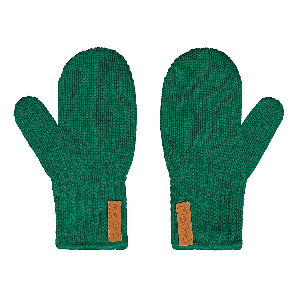 gugguu Mittens Mittens Jungle Green 1-2Y