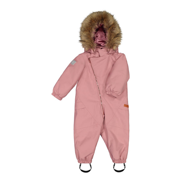 gugguu North Snowsuit Outerwear Vintage Rose 80 / 1Y