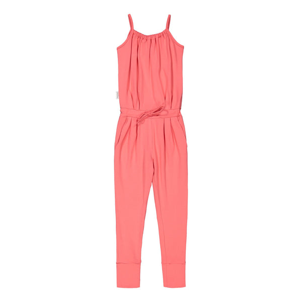gugguu Onesuit Overall Jumpsuits Alpinia Pink 80