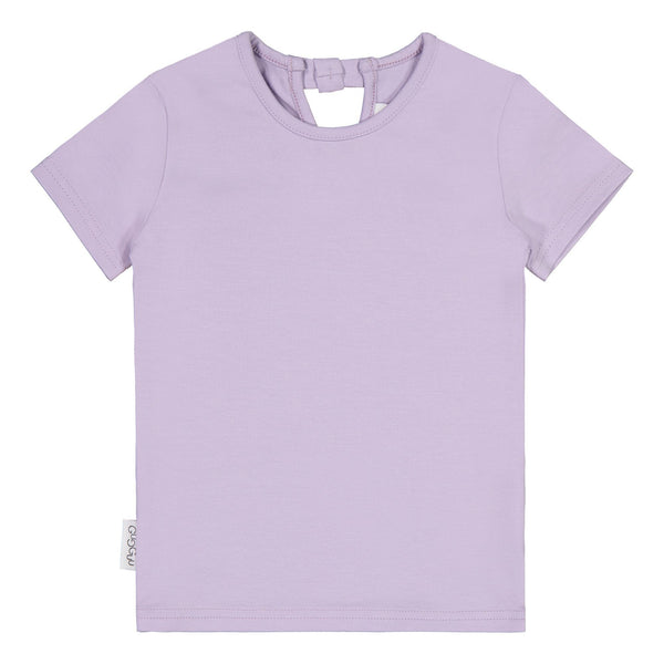 gugguu Outlet Bow T-shirt Shirts Lavender 98