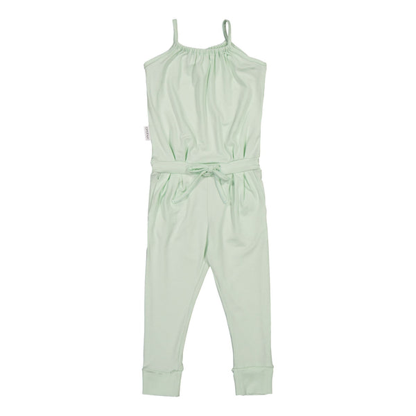 gugguu Outlet Viscose Onesuit Jumpsuits Aqua Mint 98