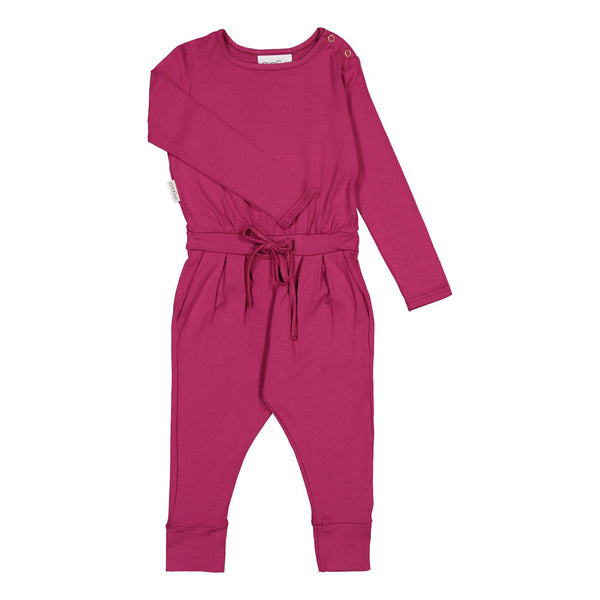 gugguu Outlet Viscose Wholesuit Jumpsuits Cherry 80