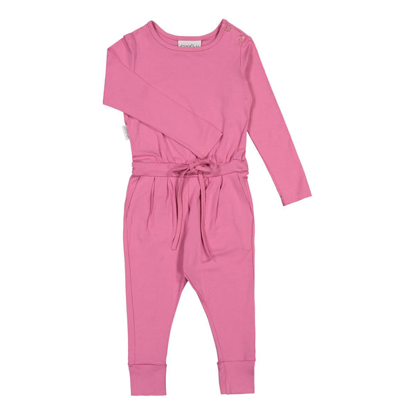 gugguu Outlet Wholesuit Jumpsuits Pink Rose 104