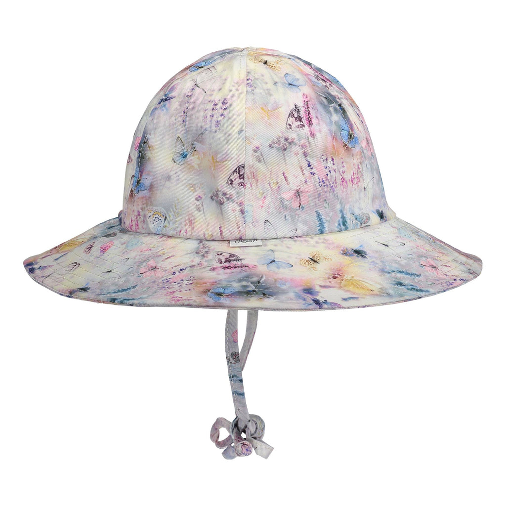 gugguu Print Baby Summer Hat Headwear Fairytale Field XS
