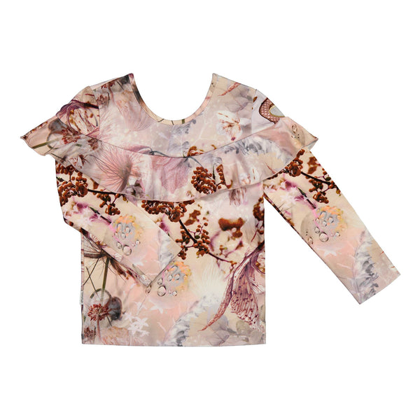 gugguu Print Kaila Shirt Shirts Morning Dew 80