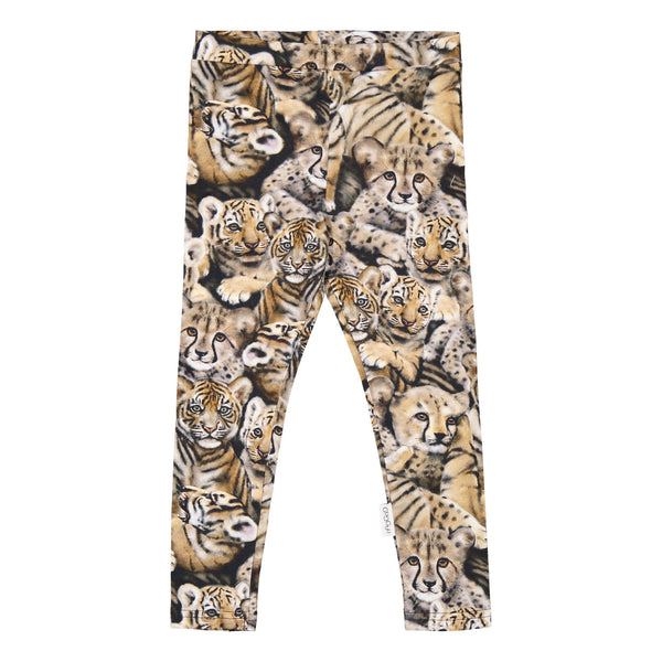 gugguu Print Leggings Leggings Noble Cats 62/0-3M