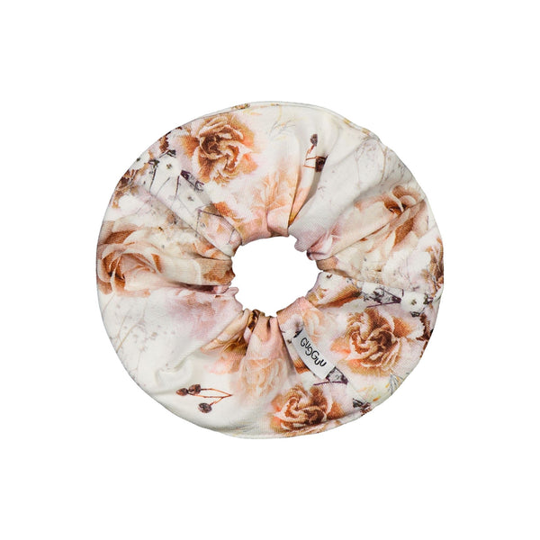 gugguu Print Scrunchie Headwear Autumn Garden ONE SIZE