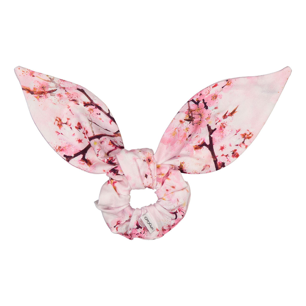 gugguu Print Scrunchie Scarf Hair accessories Cherry Blossom ONE SIZE
