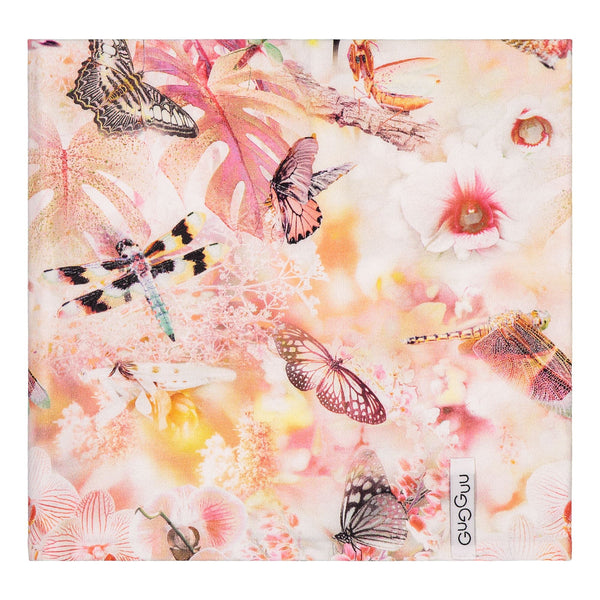 gugguu Print Tube scarf Scarfs Orchid Garden ONE SIZE