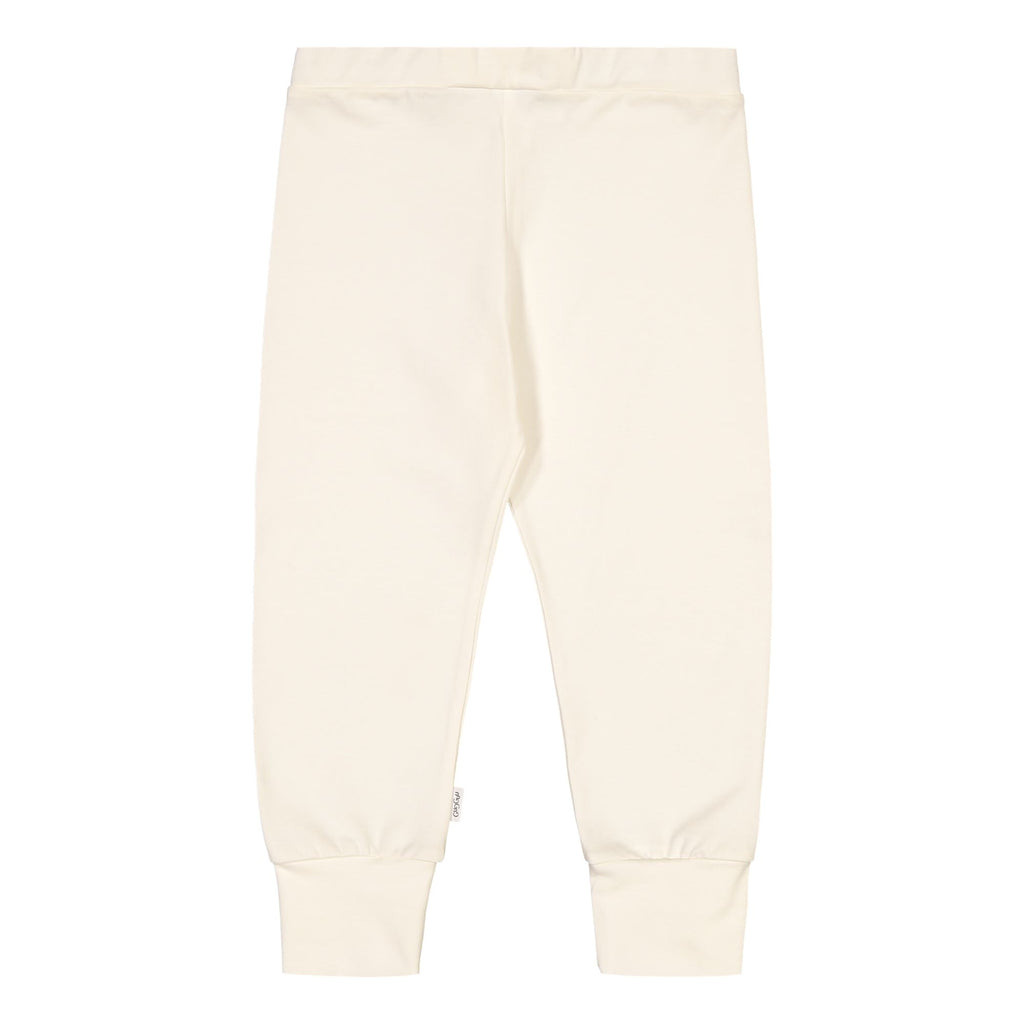 gugguu Pyjama Bottoms Pajamas Pearl White 80
