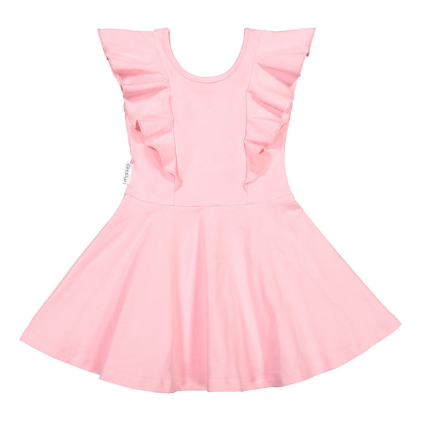 gugguu Rizi Dress Dresses Bubble gum 80/1Y