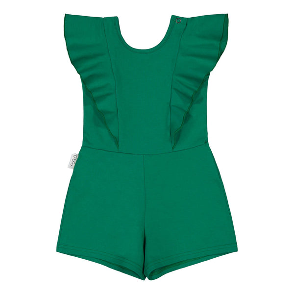 gugguu Rizi Oneshort Jumpsuits Jungle Green 80
