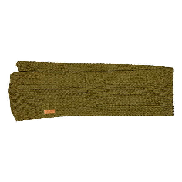 gugguu Scarf Scarfs Olive Green ONE SIZE