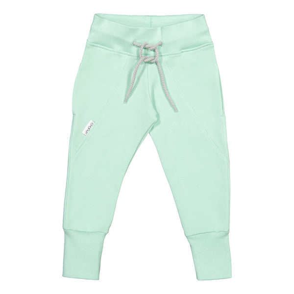 gugguu Slim Baggy Pants Peppermint 80/1Y