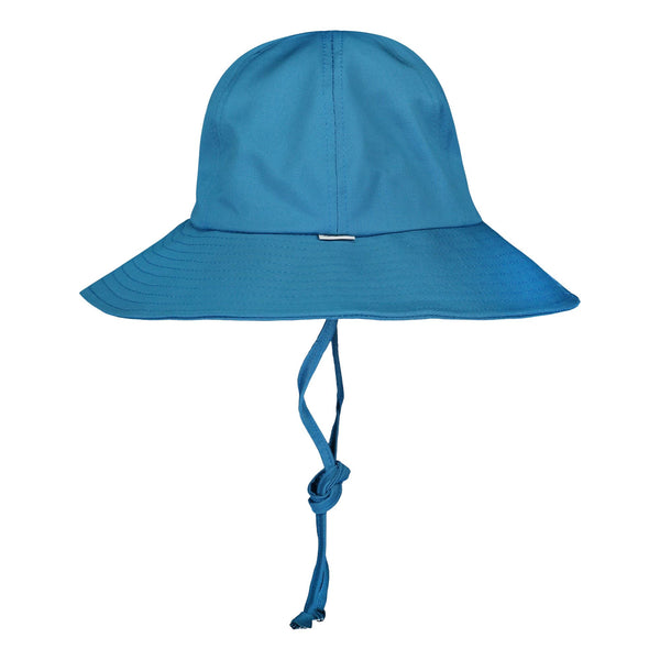 gugguu Summer hat with ribbons Headwear Blue moon XS