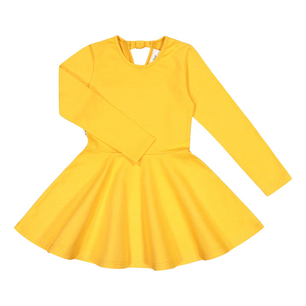 gugguu Wow Dress Dresses Sun Gold 80