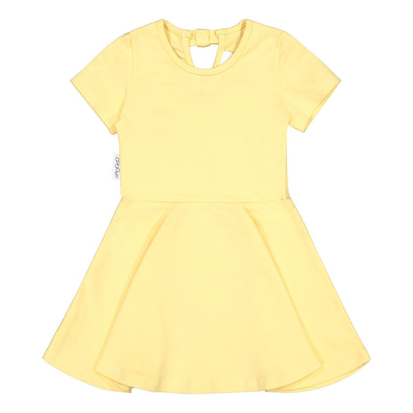 gugguu Wow T-shirt Dress Dresses Banana 80/1Y