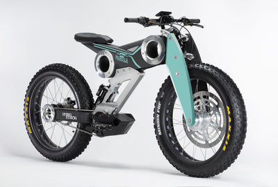 Moto Parilla Limited Edition
