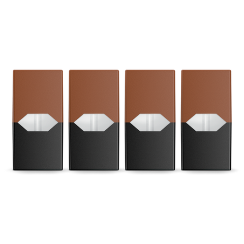 JUUL Replacement Pods (Pack of 4)-Pods-Classic Tobacco 5% Nicotine-DrippiVapes