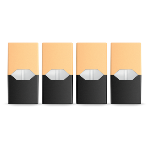 JUUL Replacement Pods (Pack of 4)-Pods-Creme Brulee 5% Nicotine-DrippiVapes