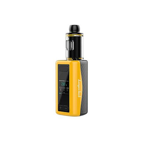 KangerTech AKD Series iKEN 230W Kit-Kits-Black-DrippiVapes
