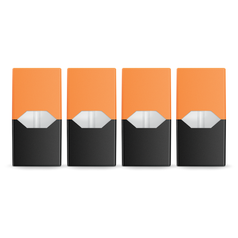 JUUL Replacement Pods (Pack of 4)-Pods-Mango 5% Nicotine-DrippiVapes