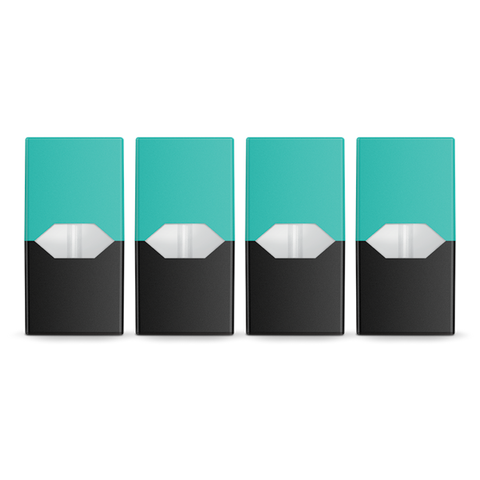 JUUL Replacement Pods (Pack of 4)-Pods-Classic Menthol 5% Nicotine-DrippiVapes