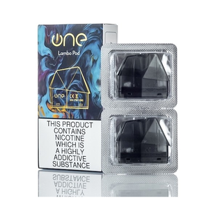 ONE Vape Lambo Replacement Pods (Pack of 2)-Accessories-DrippiVapes
