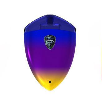 SMOK Rolo Badge Pod Device Kit-Ultra-Portable System-Blue and Multi-color-DrippiVapes