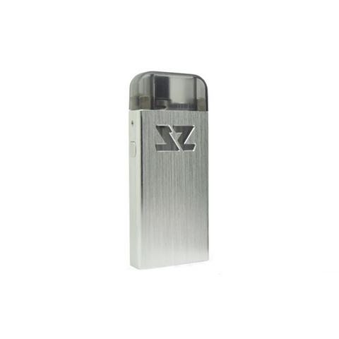 Zeltu X Pod Device-Ultra-Portable System-Silver-DrippiVapes