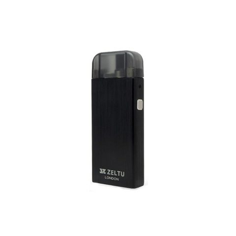Zeltu X Pod Device-Ultra-Portable System-Black-DrippiVapes
