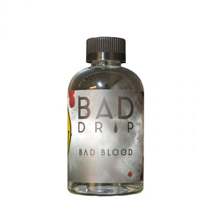 2-Pack Bad Drip Collection 120ML Vape Juice - Bad Blood| Don't Care Bear| Cereal Trip