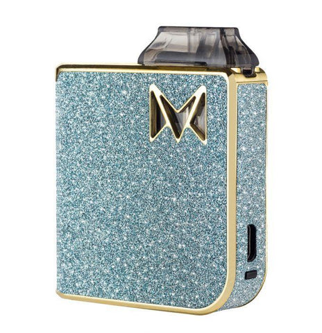 Smoking Vapor Mi-Pod Pod Device Kit-Ultra-Portable System-Tiffany Stars-DrippiVapes