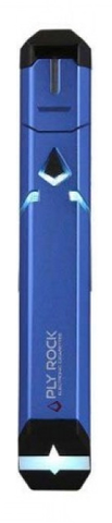 Limitless Mod Co Ply Rock Pulse Pod Device Kit-Ultra-Portable System-Blue-DrippiVapes