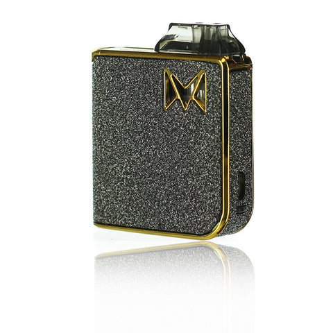 Smoking Vapor Mi-Pod Pod Device Kit-Ultra-Portable System-Rainbow Metal-DrippiVapes