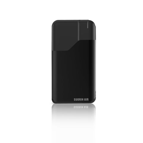 Suorin Air V2 Pod Device Kit-Ultra-Portable System-Black-DrippiVapes