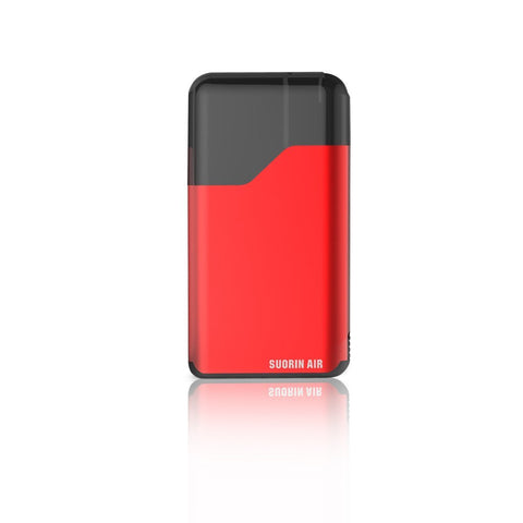 Suorin Air V2 Pod Device Kit-Ultra-Portable System-Red-DrippiVapes