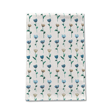 Load image into Gallery viewer, Colorful Flower Tea Towel